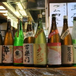 日本酒飲み放題